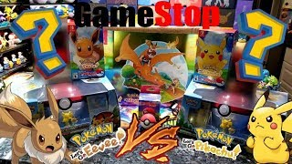 GAMESTOP SENT US A NEW NINTENDO SWITCH LETS GO PIKACHU & EEVEE LAUNCH POKEMON MYSTERY BOX!! FF#87!