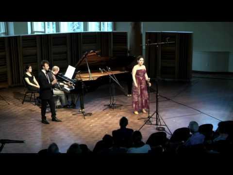 """Mozart La Clemenza di Tito, """"Parto, parto"""" / Graeme Steele Johnson, clarinet"""