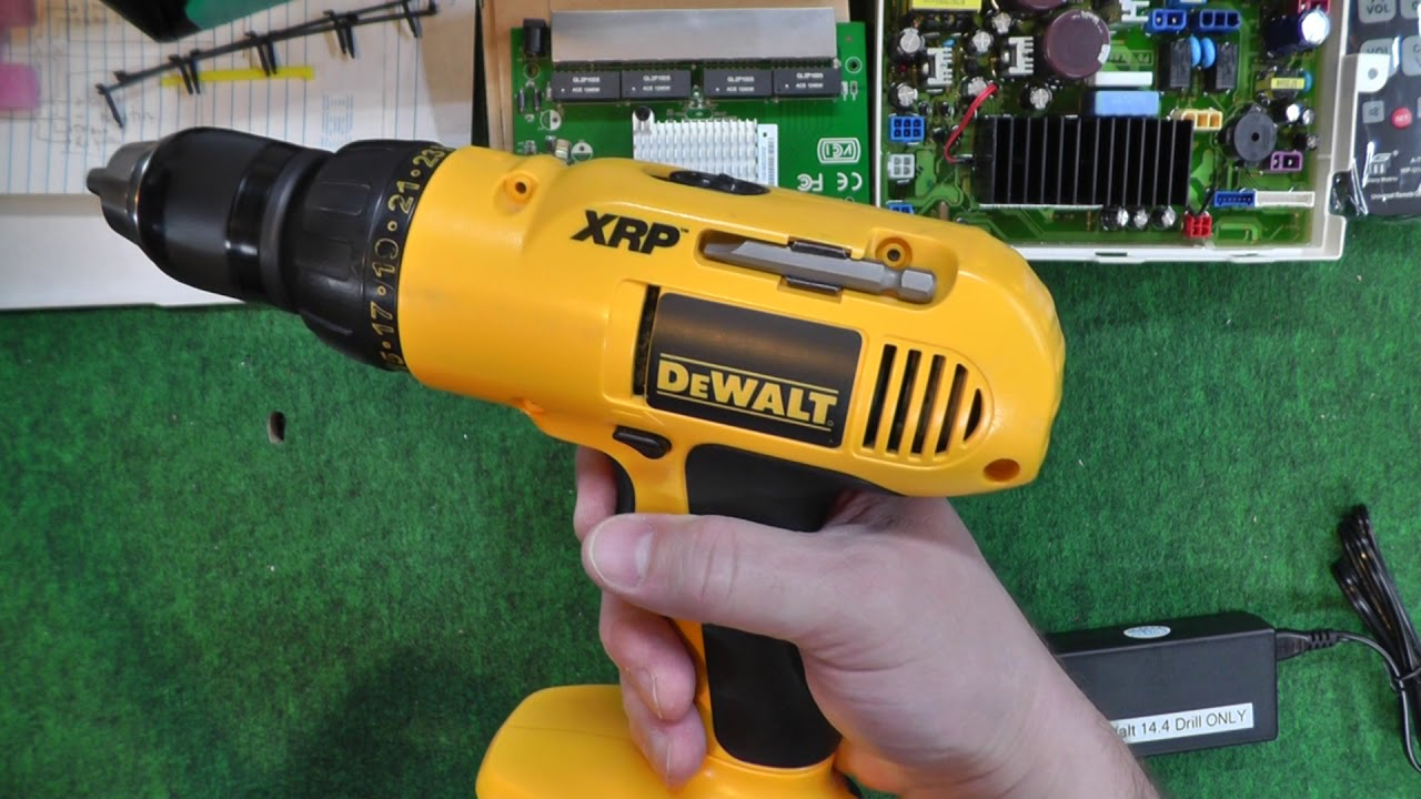 14.4 XRP DRILL DRIVER FOR WINDOWS 8