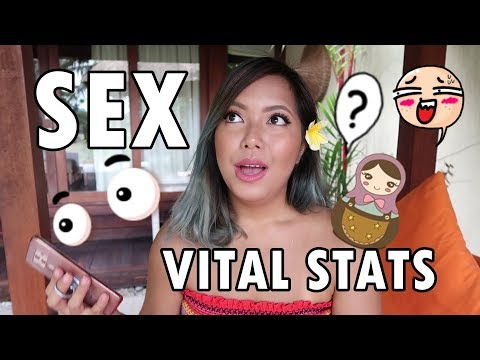 ASK SAY in BALI! (Sex, Vital Stats, 10 Yrs From Now) - saytioco