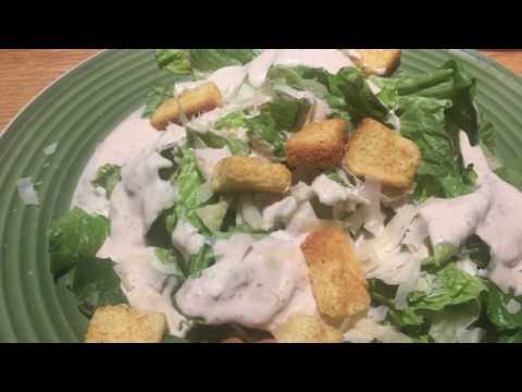 Applebees Caesar salad