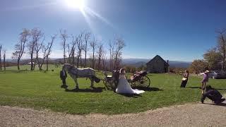 Mountaintop Wedding Venue in Asheville North Carolina