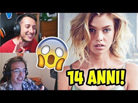 HA DAVVERO 14 ANNI! O_O   INDOVINA L'ETA' CHALLENGE