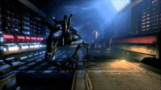 Aliens vs Predator Benchmark