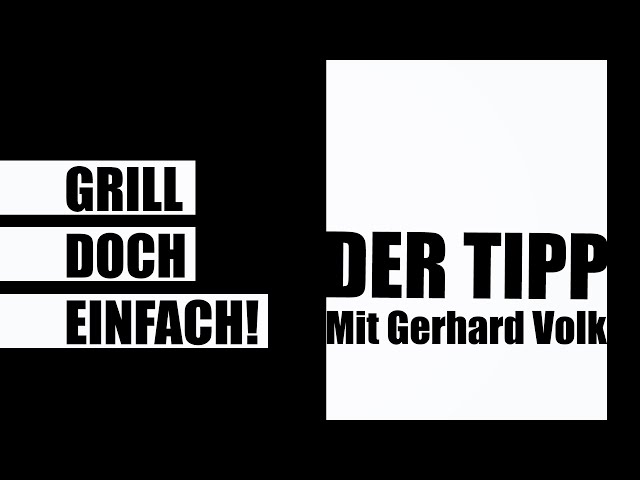 Tipps: Forellenküchle   #GRILLDOCHEINFACH