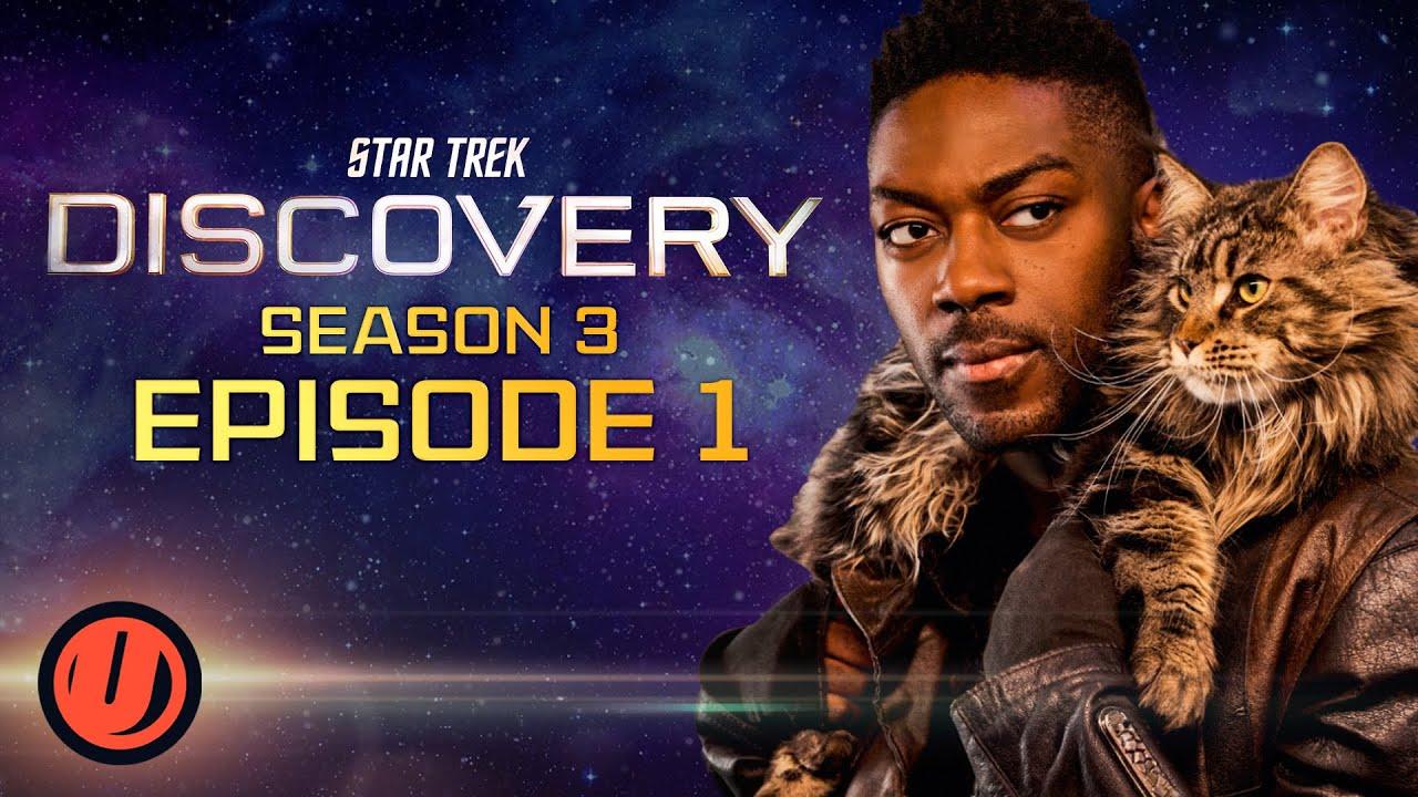 Download STAR TREK DISCOVERY Season 3 Episode 1 Breakdown & References!