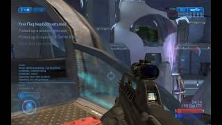Halo 2 for PC - Multiplayer Gameplay in 720p HD