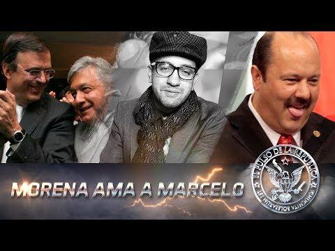MORENA AMA A MARCELO - EL PULSO DE LA REPÚBLICA