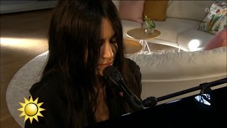 Loreen I M In It With You Nyhetsmorgon 29 08 2015 TV4