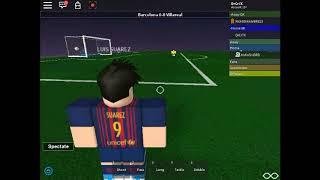 Recreating goal (Neymar) in Roblox-Part 2-
