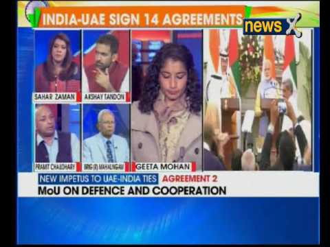 India, UAE elevate relationship to Comprehensive Strategic Partnership
