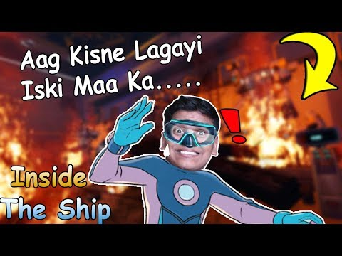 inside-the-big-ship-(aurora)---crazy-things-inside-subnautica-part-#6