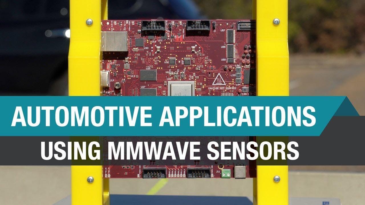 mmWave Automotive Imaging Radar System - Long Range Detection