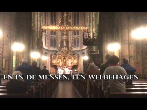 (Glory to God!)Ere zij God - Orgel Samenzang (Kerstlied)