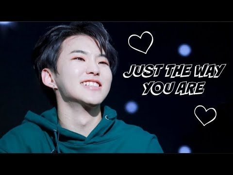 Svt Hoshi You Are Amazing Just The Way You Are Youtube