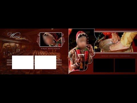 wedding album psd 12x36 2017