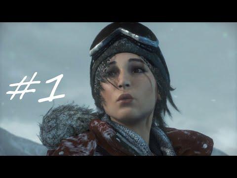 Rise of the Tomb Raider Longplay #1 |