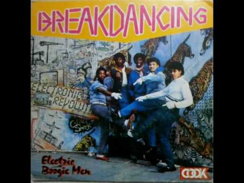 ELECTRIC BOOGIE MEN-BREAKDANCING