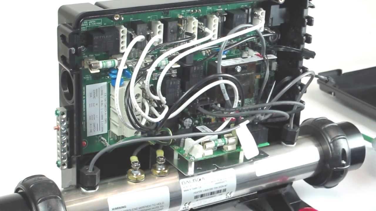 Replacing A Plug N U0026 39  Click Heater On Bp2100 Series