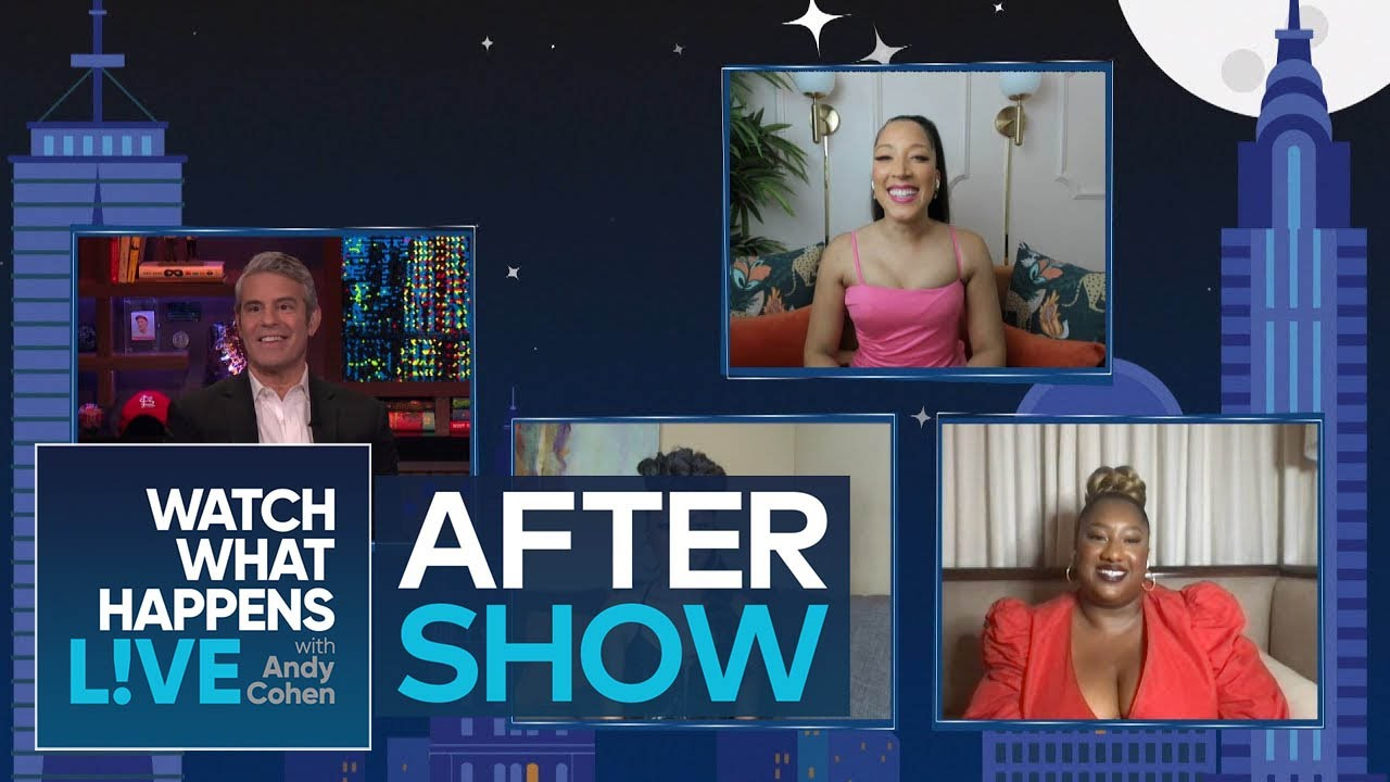 After Show: Gabrielle Dennis on Working with Kim Fields