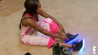 Total Divas Season 4, Episode 6 Clip: Naomi works on her heel persona