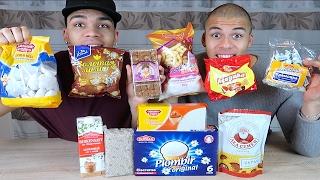 Süßigkeiten Test - RUSSLAND !!! | PrankBrosTV