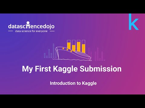 My First Kaggle Submission - YouTube