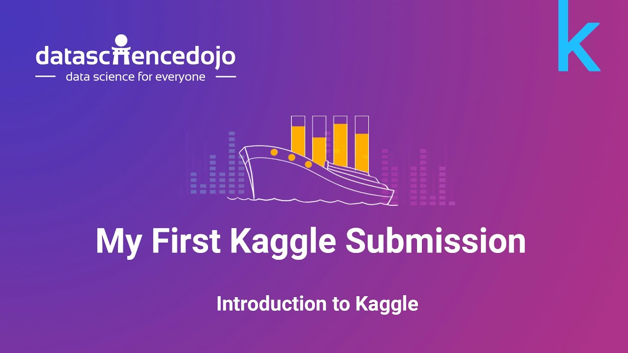 My First Kaggle Submission
