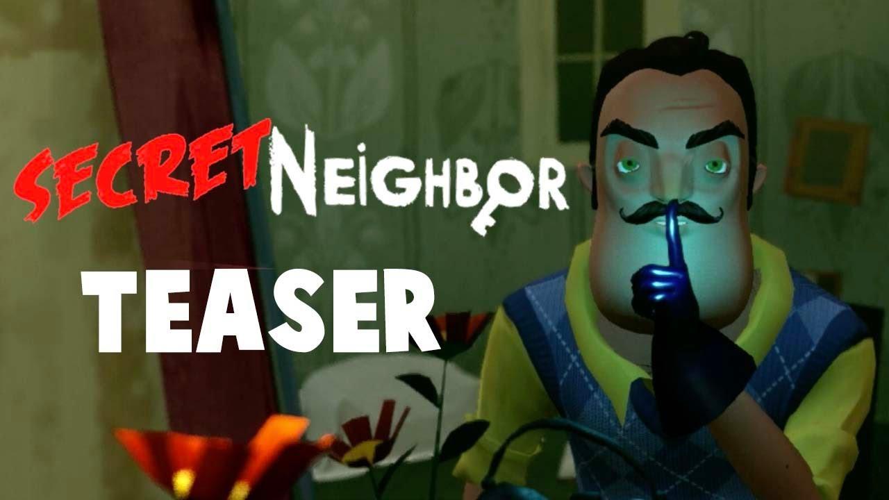 Secret Neighbor Teaser - YouTube