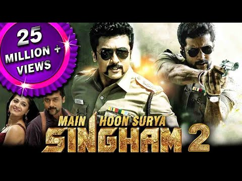 Main Hoon Surya Singham 2 (Singam 2) Hindi...
