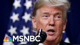 Fact Checking President Donald Trump's Most Sweeping Claims Of 2018 | Craig Melvin | MSNBC