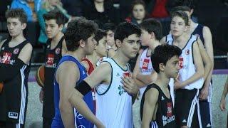 Küçük Erkeklerimiz Basketbol Milli Takım Seçmelerinde 08.03.2015