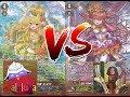 Haleluya] Cardfight Vanguard - Bermuda Triangle (Shizuku) VS (Shining Garnet) Game1