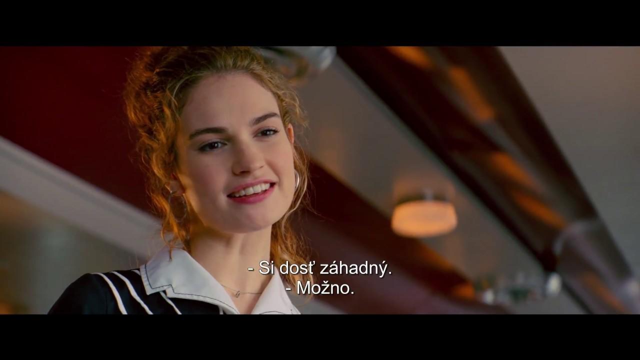 BABY DRIVER (trailer) - akčná krimikomédia v kinách od 27. júla