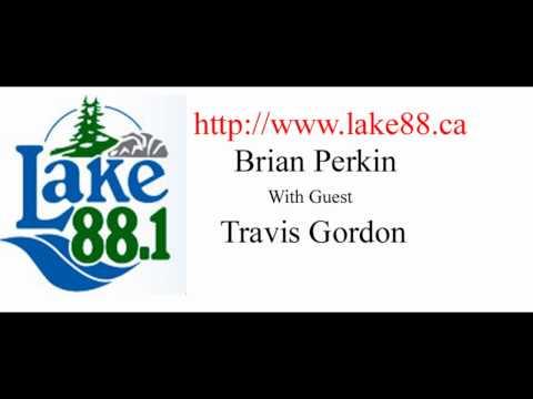 LAKE 88.1 - Brian Perkin interviews Travis Gordon about Spellfury being on TV