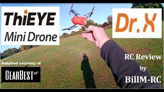 ThiEYE Dr.X review - Unboxing, Inspection, Setup & App (Part I)
