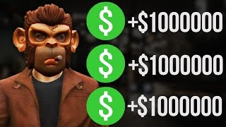 FROM $0 TO $1,000,000 IN GTA 5 ONLINE! (GTA 5 Best Ways To Make Money)
