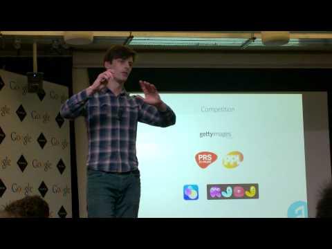 #StartUpLaunchLondon at Google's #CampusLondon