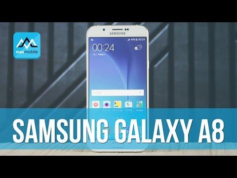 Đánh giá Samsung Galaxy A8 - Smartphone mỏng nhất của Samsung !
