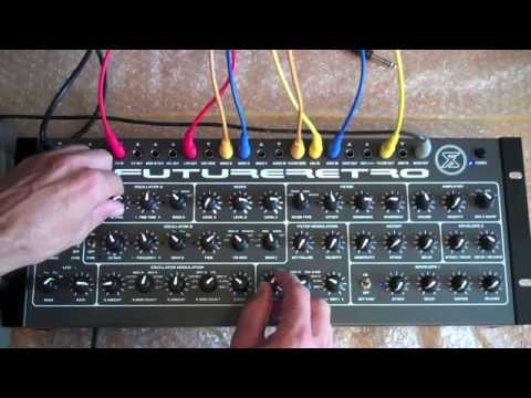 XS Synthesizer Tips and Tricks: Make a self generating patch