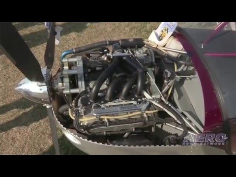 Aero-TV: Viking Aircraft Engines - More Power, More Honda!