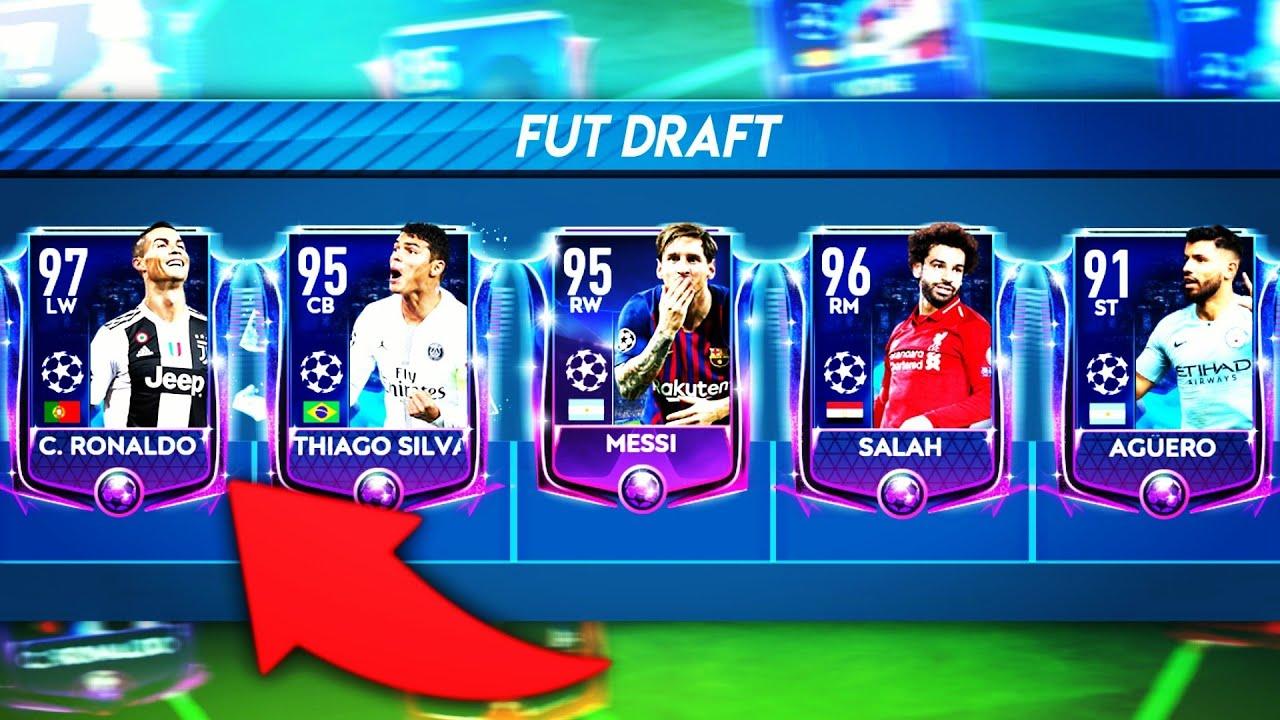 fut draft fifa mobile 19 apk