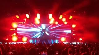 Luis Fonsi Despacito Live Praha PVA Expo Letňany 9 8 2019 celá show