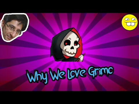 L Why We Love Grimo L