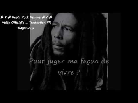 "Bob Marley ""judge not"" traduction FR"