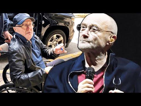 Phil Collins Gives Devastating Health Update