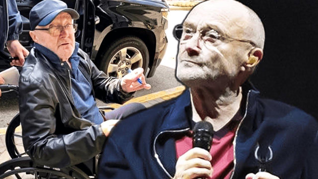 Download Phil Collins Gives Devastating Health Update