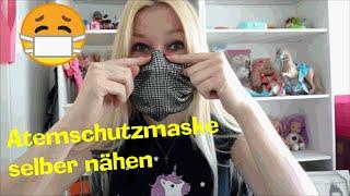 #atemschutzmaske #corona #diy #nähen Wie nähe ich mir eine Atemschutzmaske?