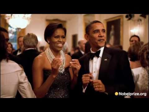 Nobel Peace Prize Documentary, Obama, 2009