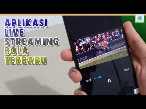 Aplikasi Streaming Bola Terbaru - Nonton Bola Live Streaming